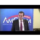 Declarații susținute de premierul Ludovic Orban în contextul participării la AMCHAM CEO FORUM